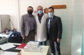 Το Κέντρο Υγείας Αγρινίου ευχαριστεί του Ιατρικούς Επισκέπτες για την προφορά πιεσόμετρων