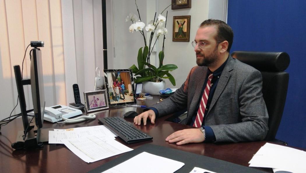 Φαρμάκης: «Όποιος και ότι συρρικνώνει το Πανεπιστήμιο της Πάτρας, προσφέρει κακές υπηρεσίες στο Πανεπιστήμιο και στον τόπο»