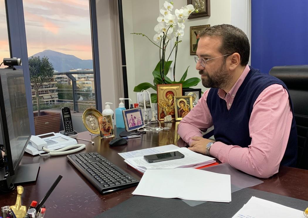 Σε τροχιά υλοποίησης από το ΠΔΕ της Περιφέρειας 11 έργα στην Αιτωλοακαρνανία