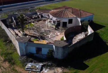 Ερείπια εκεί που κάποτε το Αγρίνιο διασκέδαζε (βίντεο)