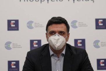 Ο Βασίλης Κικίλιας έθεσε σε κατάσταση μέγιστης ετοιμότητας υγειονομικές δομές και ΕΚΑΒ στην Πάτρα