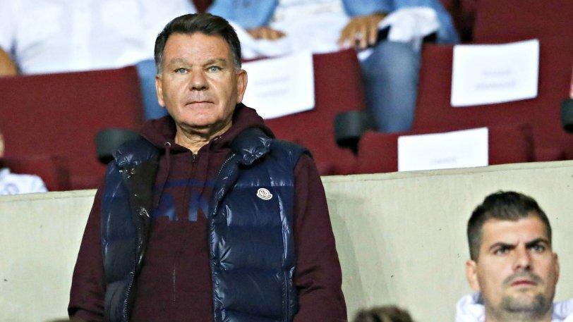Κούγιας μετά το ΑΕΛ-Παναιτωλικός 1-0: «Που θα κρυφτούν όσοι λένε για αναδιάρθρωση όταν σωθεί η ΑΕΛ»