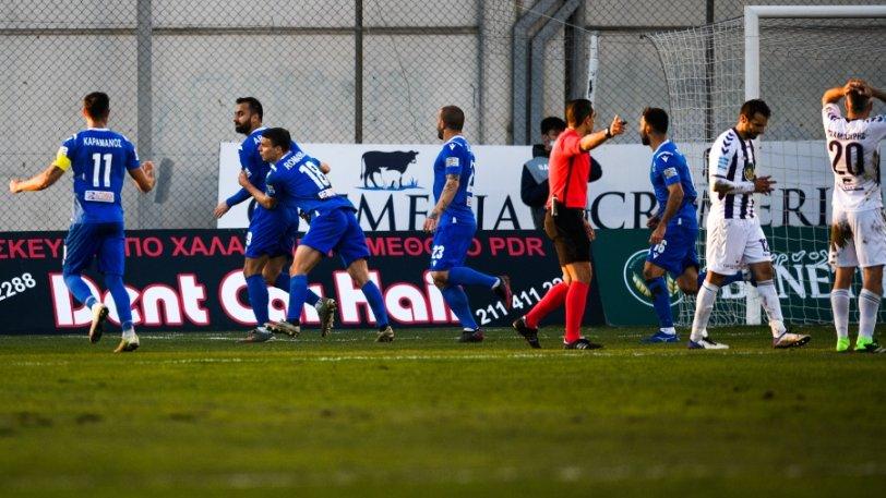 Super League: Σπουδαία νίκη η Λαμία στη Ριζούπολη, έριξε τον Παναιτωλικό στην 13η θέση
