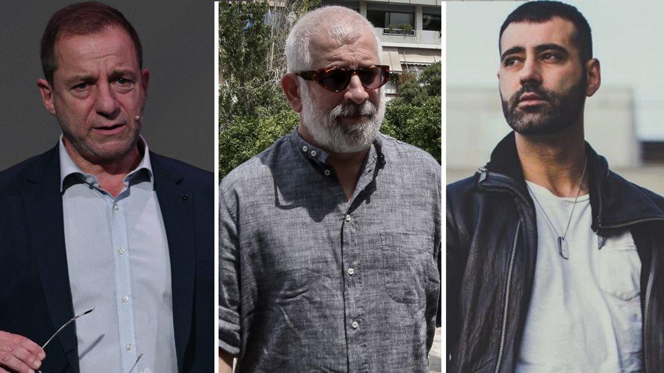 Λιγνάδης, Φιλιππίδης, Στραβοπόδης: Τι συνδέει τους τρεις ηθοποιούς που καταγγέλθηκαν για βιασμό
