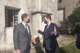 Λιβανός και Παπαναστασίου στον Καπνικό Σταθμό Αγρινίου-συζήτησαν για την αξιοποίηση του