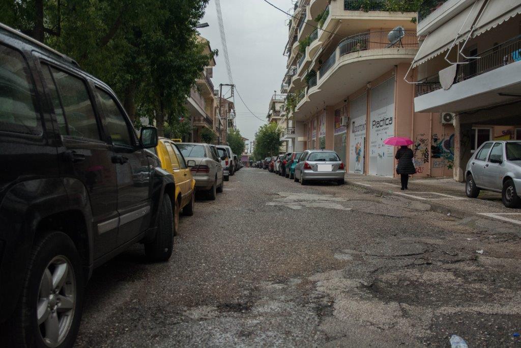 Ποιοί δρόμοι του Αγρινίου παίρνουν σειρά για ανάπλαση