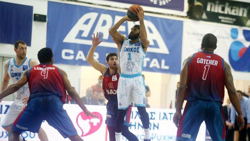Basket League: Επιβλήθηκε ο Ιωνικός του Μεσολογγίου με 100-85