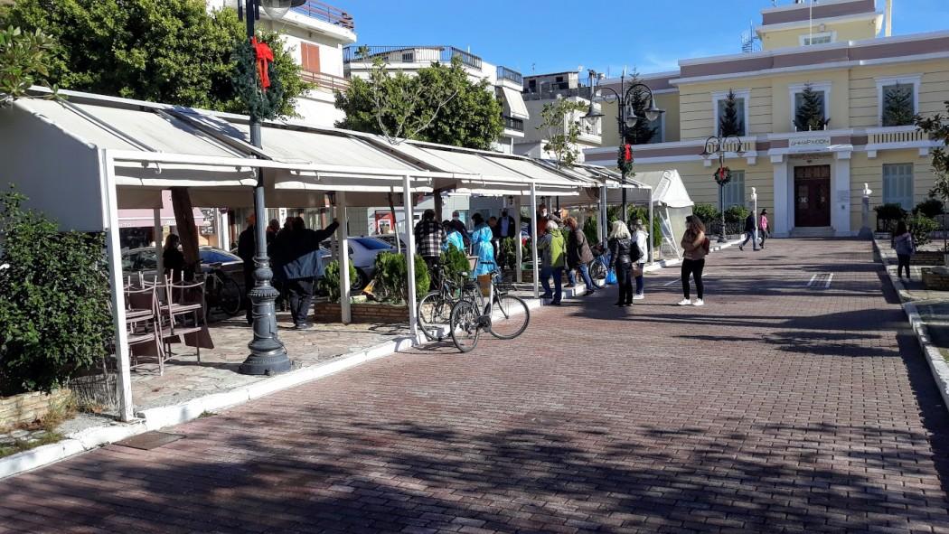 Μεσολόγγι: Rapid tests στην κεντρική πλατεία την προσεχή εβδομάδα από τον ΕΟΔΥ