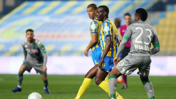 Παναιτωλικός-Παναθηναϊκός: 1-0 με άπιαστο σουτ του Εντινγκά