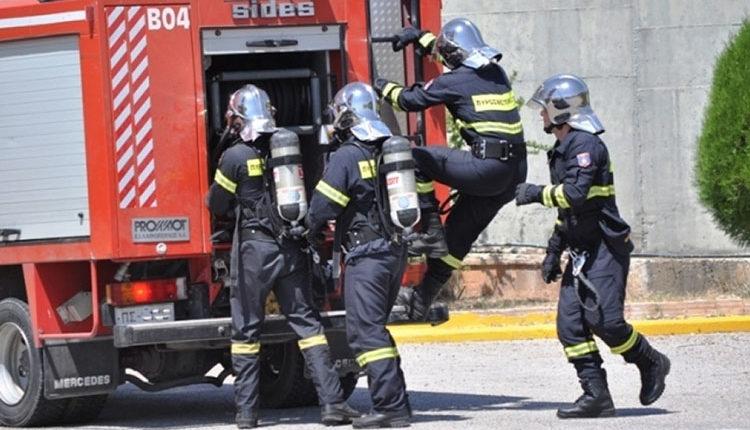 Κεφαλόβρυσο: Συναγερμός από διαρροή σε πρατήριο υγρών καυσίμων – Αποκαταστάθηκε η κυκλοφορία