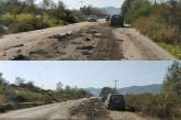 Οδηγοί προσοχή: Δυσχέρεια στην κυκλοφορία στο ύψος του Ριβίου λόγω αποβλήτων στο οδόστρωμα