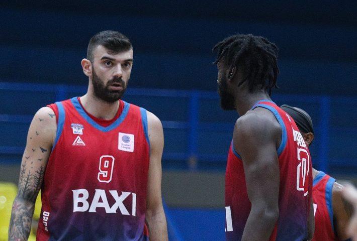 Basket League – Σαχπατζίδης: «Δεν τα παρατάμε»