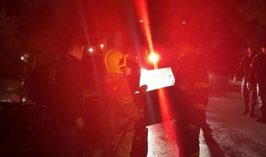 Εμπρηστική επίθεση στο σπίτι του Κωνσταντίνου Μπογδάνου