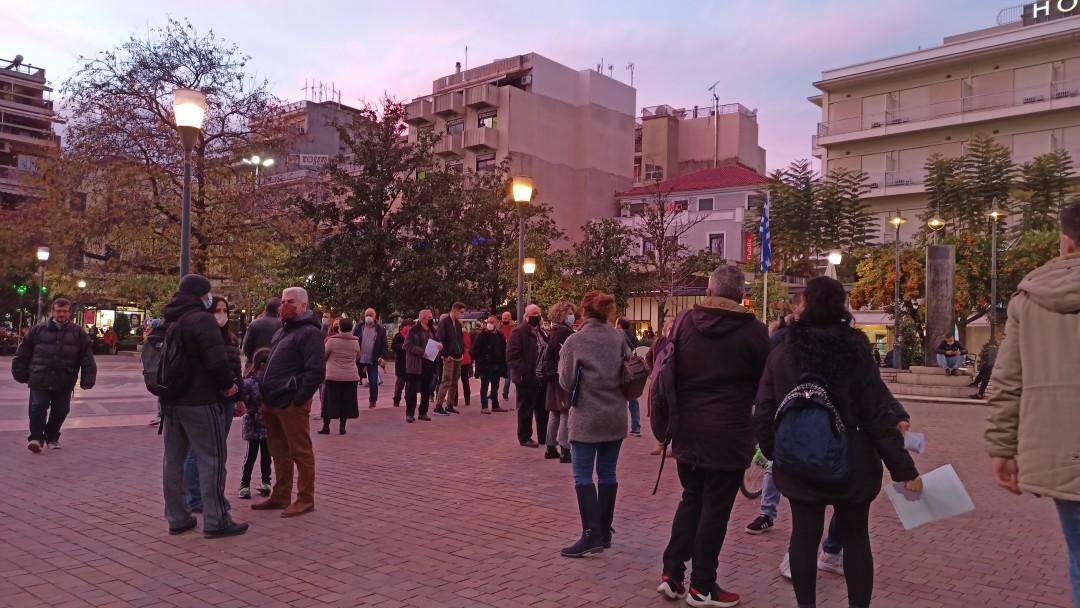 Συλλαλητήριο και στο Αγρίνιο για την Παιδεία