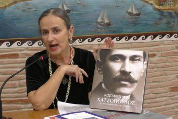 Συνομιλώντας  με την Aγρινιώτισσα Διευθύντρια Γραμμάτων και Τεχνών του Υπουργείου Πολιτισμού Σίσσυ Παπαθανασίου (βίντεο)