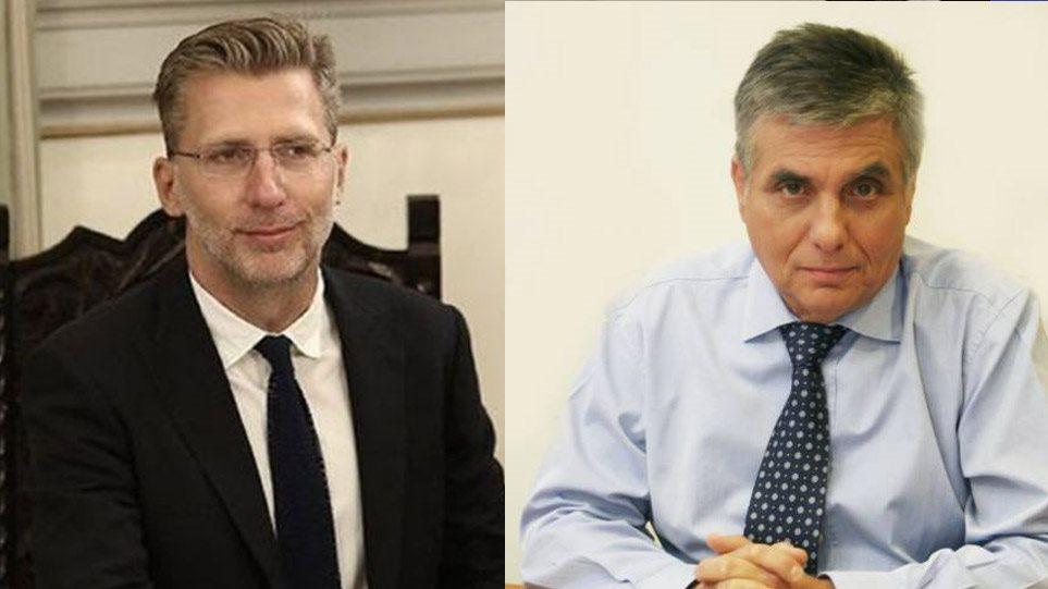 Μήνυση Σκέρτσου στον Τράγκα: Τον κατηγόρησε ως «διακινητή ασυνόδευτων προσφυγόπουλων με εντολή πρωθυπουργού»