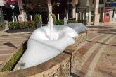 Αγρίνιο: το συντριβάνι έγινε…μπανιέρα