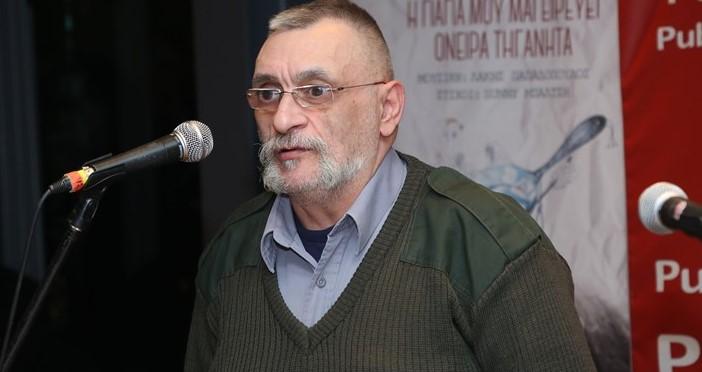 Ιάσων Τριανταφυλλίδης: Τάσσομαι 100% με τον Κιμούλη, δεν είναι και τόσο αθώα τα θύματα
