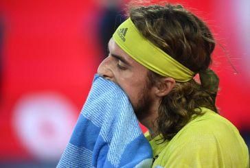 Στέφανος Τσιτσιπάς: Υπόκλιση στον Μεντβέντεφ – Αποκλείστηκε στα ημιτελικά του Australian Open