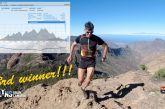 Εκπληκτικός ο Αγρινιώτης Φώτης Ζησιμόπουλος στον αγώνα ορεινού τρεξίματος στις Κανάριες Νήσους