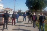 Συνάντηση Μιχάλη Γούδα με ελαιοκαλλιεργητές στο Παναιτώλιο