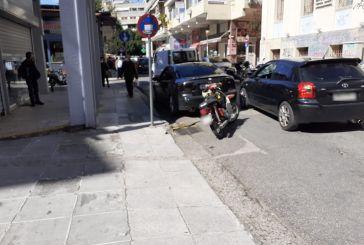 Αγρίνιο: Σημασία έχει ότι βρήκε και πάρκαρε ο άνθρωπος!