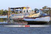 Σπάνιες εικόνες: Η άμπωτη «εξαφάνισε» τη θάλασσα και στο Μεσολόγγι (βίντεο)