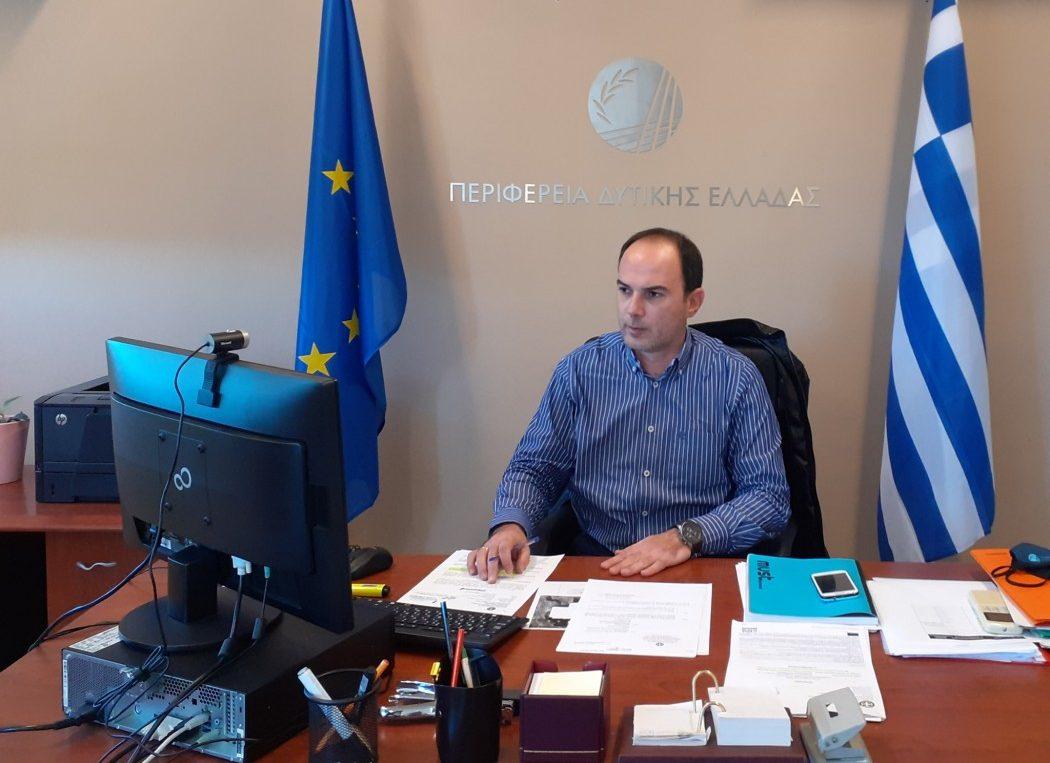 Έγκριση περιβαλλοντικών όρων για το νέο δρόμο στον Εμπεσό και για τη λειτουργία του ΤΟΕΒ Παραβόλας