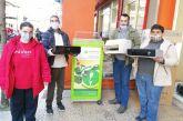 Δράση ανακύκλωσης ηλεκτρικών συσκευών από την Περιβαλλοντική Ομάδα του εργαστηρίου «Παναγία Ελεούσα»