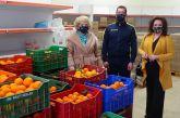 Πορτοκάλια πρόσφερε ο «Στράτιος Ζευς» στο Κοινωνικό Παντοπωλείο Αγρινίου