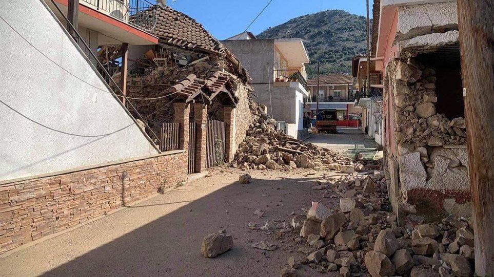 Σεισμός 6 Ρίχτερ στην Ελασσόνα: Έντονη η μετασεισμική δραστηριότητα – Προσοχή συστήνουν οι σεισμολόγοι