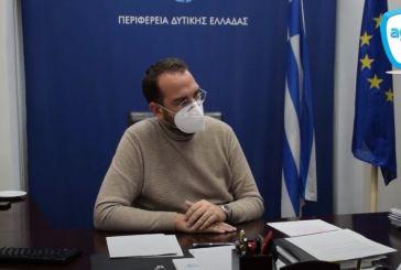Ο Περιφερειάρχης Νεκτάριος Φαρμάκης εφ' όλης της ύλης στο AGRINIOTV