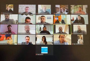 Συμμετείχε και το Αγρίνιο στην τηλεδιάσκεψη Τσίπρα με εκπροσώπους της εστίασης
