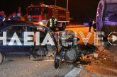 Νεκρός 46χρονος αστυνομικός σε τροχαίο στην Εθνική Οδό Πατρών-Πύργου