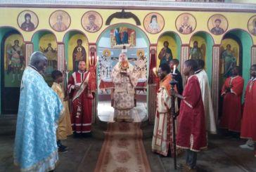 Β' Κυριακή των Νηστειών στην Ιερά Μητρόπολη Κανάγκας