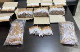 Επιχείρηση της Οικονομικής Αστυνομίας στην περιοχή του Αγρινίου-εντοπίστηκε εργαστήρι παρασκευής λαθραίων τσιγάρων