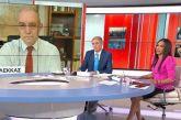 Κι όμως, στις 6:45 σήμερα, ο Ευθύμης Λέκκας μιλούσε για σεισμό (βίντεο)