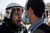 Αθήνα: Χυδαία λόγια άνδρα των ΜΑΤ σε (Αγρινιώτη) δικηγόρο