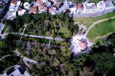 Από ψηλά το Πάρκο Αγρινίου που αναμένει την ανάπλαση του…(βίντεο)