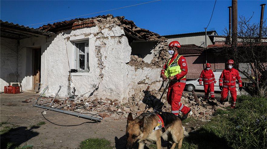 Σεισμός στην Ελασσόνα: 40 εκατοστά καθίζηση από τα 6 Ρίχτερ – Τι λέει ο Λέκκας
