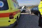 Τροχαίο στο Καινούργιο, τραυματίστηκε μια γυναίκα