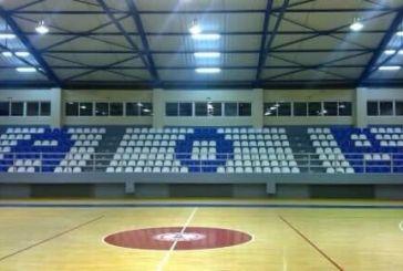 Υπεγράφη η σύμβαση ενεργειακής αναβάθμισης του κλειστού γυμναστηρίου Βόνιτσας