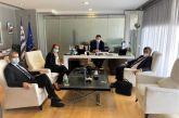 Τα ζητήματα τουρισμού στη συνάντηση του Δημάρχου Ακτίου-Βόνιτσας με τον Θεοχάρη