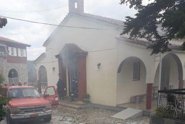 Κινητοποίηση για την αποκατάσταση των ζημιών στη Μονή Κατερινούς- Ποιους ευχαριστεί η Μητρόπολη