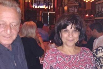 Θρήνος στη Ναύπακτο: έφυγε από τη ζωή και η σύζυγος του Κώστα Καρακώστα, Νικολίτσα