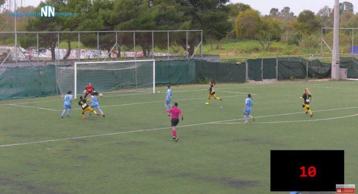 Α' Εθνική Γυναικών: Γκολ στα 11 δευτερόλεπτα η ΑΕΚ Μεσολογγίου