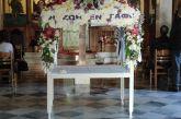 Bίντεο: στιγμές κατάνυξης με τον Επιτάφιο στον παλαιό Άγιο Χριστόφορο Αγρινίου