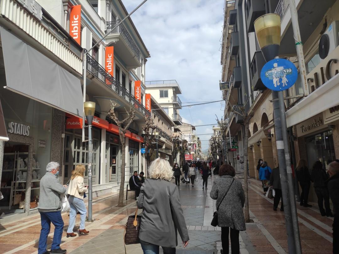 Κορωνοϊός- Αιτωλοακαρνανία: Αύξηση των κρουσμάτων στο Αγρίνιο, η κατανομή της Τρίτης 20/4