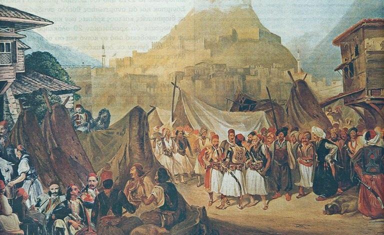 Το Ναυπακτοβενέτικο στο 1821