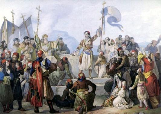 Αφιέρωμα: Οι Φιλέλληνες στην Αιτωλοακαρνανία κατά την Επανάσταση του 1821